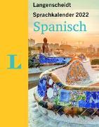 Cover-Bild zu Langenscheidt Sprachkalender Spanisch 2022