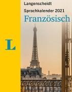 Cover-Bild zu Langenscheidt Sprachkalender Französisch 2021