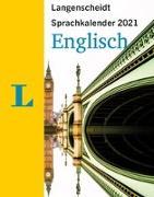 Cover-Bild zu Langenscheidt Sprachkalender Englisch 2021