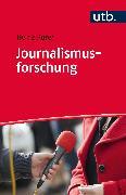 Cover-Bild zu Journalismusforschung