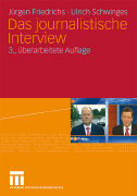 Cover-Bild zu Das journalistische Interview