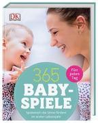 Cover-Bild zu Steel, Susannah: 365 Babyspiele für jeden Tag