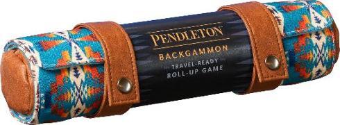 Cover-Bild zu Pendleton Backgammon von Pendleton Woolen Mills (Gestaltet)