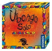 Cover-Bild zu Ubongo Solo von Reijchtman, Grzegorz