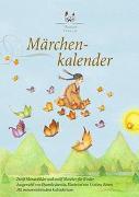 Cover-Bild zu Märchenkalender A4 von Jaenike, Djamila (Ausw.)
