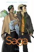 Cover-Bild zu Brian K Vaughan: Saga Volume 1
