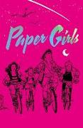 Cover-Bild zu Brian K Vaughan: Paper Girls Deluxe Edition Volume 1