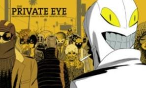 Cover-Bild zu Brian K Vaughan: Private Eye Deluxe Edition