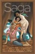 Cover-Bild zu Brian K Vaughan: Saga Volume 9