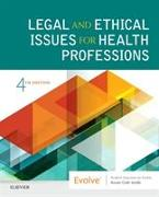 Cover-Bild zu Legal and Ethical Issues for Health Professions von Elsevier