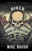 Cover-Bild zu Baron, Mike: Sons of Privilege
