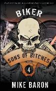 Cover-Bild zu Baron, Mike: Sons of Bitches