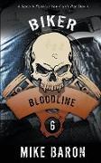 Cover-Bild zu Baron, Mike: Bloodline