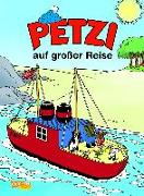 Cover-Bild zu Hansen, Vilhelm: Petzi: Petzi auf großer Reise
