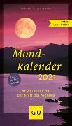 Cover-Bild zu Lutzenberger, Andrea: Mondkalender 2021