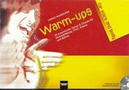 Cover-Bild zu Warm-ups for voice & body von Maierhofer, Lorenz