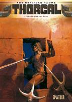 Cover-Bild zu Hamme, Jean van: Thorgal 03. Die Greise von Aran