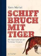 Cover-Bild zu Martel, Yann: Schiffbruch mit Tiger