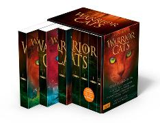 Cover-Bild zu Warrior Cats. Staffel I, Band 1-6 plus exklusives Short Adventure »Wolkensterns Reise« (eBook) von Hunter, Erin
