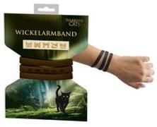 Cover-Bild zu Warrior Cats Wickelarmband von Hunter, Erin