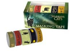Cover-Bild zu Warrior Cats - Masking Tape von Hunter, Erin