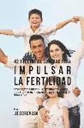 Cover-Bild zu 42 Recetas De Comidas Para Impulsar La Fertilidad von Correa, Joe