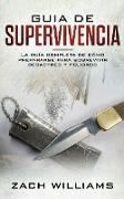 Cover-Bild zu Guía de supervivencia von Zach, Williams