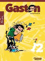 Cover-Bild zu Franquin, André: Gaston, Band 12