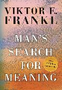 Cover-Bild zu Frankl, Viktor E.: Man's Search for Meaning, Gift Edition