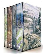 Cover-Bild zu The Hobbit & The Lord of the Rings Boxed Set