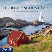 Cover-Bild zu Mörderisches Ufer [8] von Sten, Viveca
