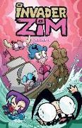 Cover-Bild zu Jhonen Vasquez: Invader Zim, Vol. 4