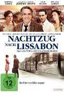 Cover-Bild zu Mercier, Pascal: Nachtzug nach Lissabon