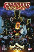Cover-Bild zu Cates, Donny: Guardians of the Galaxy - Neustart