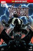 Cover-Bild zu Cates, Donny: Venom - Neustart