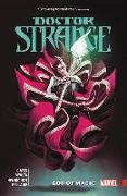 Cover-Bild zu Cates, Donny (Ausw.): Doctor Strange: God of Magic by Donny Cates