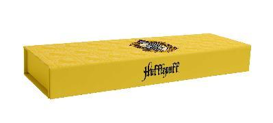 Cover-Bild zu Insight Editions: Harry Potter: Hufflepuff Magnetic Pencil Box