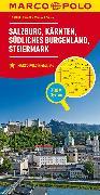 Cover-Bild zu Österreich Blatt 2. 1:200'000