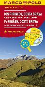 Cover-Bild zu Spanien Pyrenäen, Costa Brava. 1:300'000