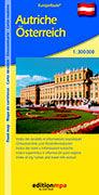 Cover-Bild zu Autriche Österreich. 1:300'000