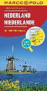 Cover-Bild zu Niederlande. 1:300'000