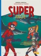Cover-Bild zu Vehlmann, Fabien: Spirou und Fantasio Spezial 33: Der Superpage 2