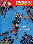Cover-Bild zu Vehlmann, Fabien: Spirou und Fantasio 49