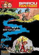 Cover-Bild zu Franquin, André: Spirou und Fantasio, Band 16