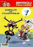 Cover-Bild zu Franquin, André: Spirou und Fantasio, Band 17