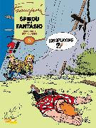 Cover-Bild zu Franquin, André: Spirou & Fantasio Gesamtausgabe 06: Gefährliche Erfindungen