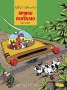 Cover-Bild zu Cauvin, Raoul: Spirou und Fantasio Gesamtausgabe 12: 1980-1983