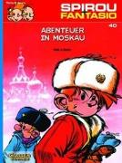Cover-Bild zu Franquin, André: Spirou und Fantasio, Band 40
