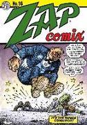 Cover-Bild zu Robert Crumb: Zap Comix #16