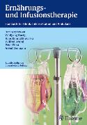 Cover-Bild zu Ernährungs- und Infusionstherapie (eBook) von Weimann, Arved